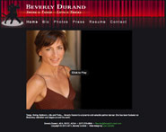 Home page for Beverly Durand