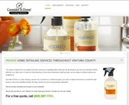 Home page for Consider It Done! Cleaning Services